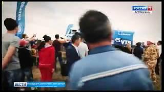 """Уже сегодня в Астрахани стартует ралли-рейд """"Шелковый путь"""""""
