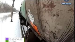 В полиции вычислили зацепера, который прокатился от Пензы до Ртищева