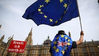 Полгода до выхода Британии из ЕС