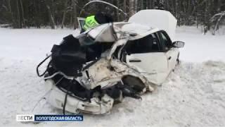 Стали известны подробности смертельного ДТП в Шекснинском районе