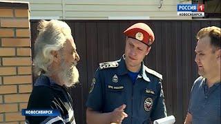 Внеочередные рейды: в Новосибирске резко возросло количество пожаров