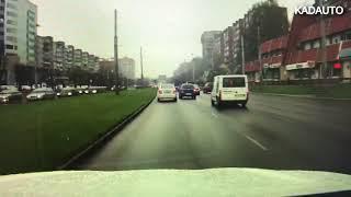 ДТП на Московском пр-те в Калининграде. 17.04.18