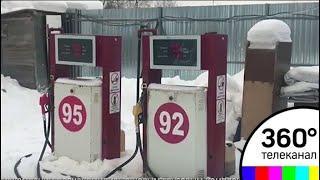 30 тонн дизеля за раз украли четверо приятелей у одной из нефтяных компаний