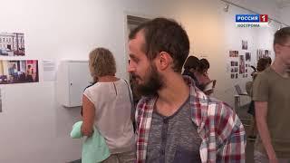 В Костроме открылась выставка современного искусства «КосМост»