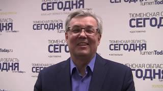 Александр Новопашин поздравил газету с 20-летием