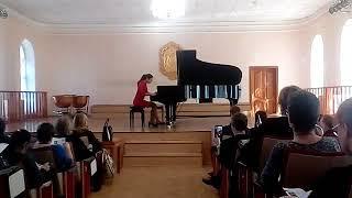 Международный конкурс пианистов в Хабаровске