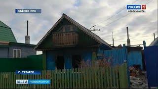 Семь человек погибли в пожарах в Новосибирской области в длинные выходные