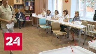 Проголосовать на дачах намерены четверть миллиона москвичей - Россия 24