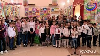 В Театре кукол прошел фестиваль детского рисунка «Спорт как искусство»