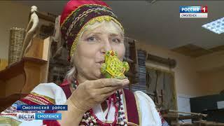 Смоленская учительница восстанавливает традиционную гончаровскую игрушку