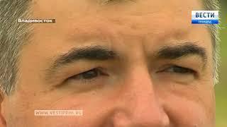 «Вести: Приморье. Интервью» с Константином Новоселовым