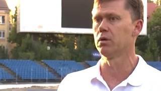 Новый тренер «Балтики» провёл первую тренировку команды