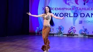 Хабаровчанка победила на всемирной танцевальной олимпиаде-2
