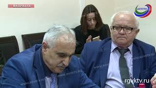 Заседание Совета старейшин прошло в Миннаце республики