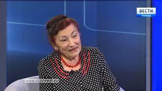 «Приморью — 80! Наша история»: Интервью с Зинаидой Иовковой. Часть 1
