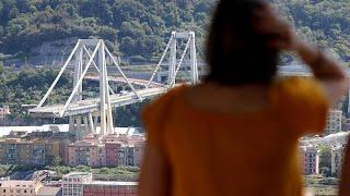 Мост Моранди: в память о погибших