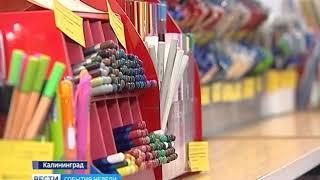 Ручки, тетрадки и цветы. Как собрать ребёнка в школу