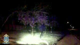 Ставропольские автоинспекторы поймали пьяного «спринтера»