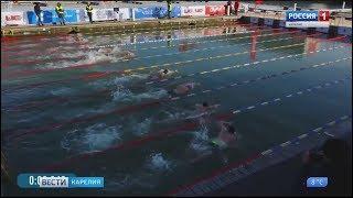 Этап кубка Мира по зимнему плаванию  пройдет в Петрозаводске