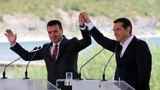 Греция и Македония: соглашение о переименовании БЮР подписано…