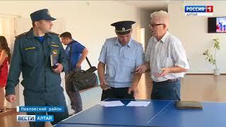 Школы Павловского района первыми получили допуск к новому учебному году