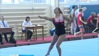 В Красноярске начались всероссийские соревнования по спортивной гимнастике
