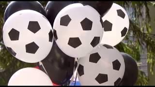 В Саратове состоялась «футбольная» свадьба