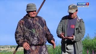 """""""Охота на рыбалку. Охота на рыбу из лука"""""""