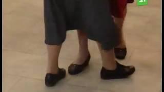 Челябинские пенсионеры закружились в ритме молодости