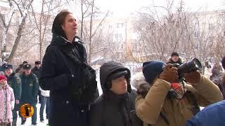 Три человека погибли при пожаре в Волгограде