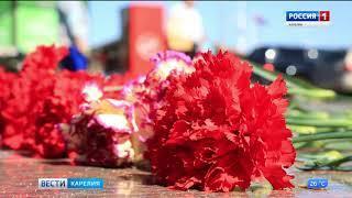 День освобождения Петрозаводска