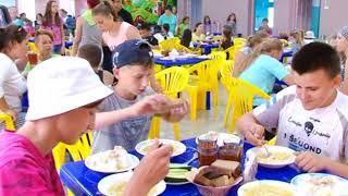 Загородный лагерь «Ласточка» открылся