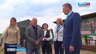 Глава Архангельска вместе с депутатами инспектируют детские лагеря столицы Поморья