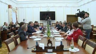 Глава Мордовии Владимир Волков встретился с активом ОНФ