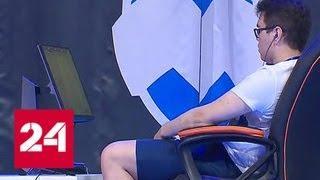 Роналду против Роналду: в Москве определился чемпион по киберфутболу - Россия 24