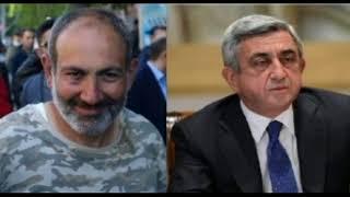 Саргсян прервал переговоры с лидером оппозиции