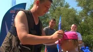 Любители рыбалки со всей области соревновались на реке Сок за самый большой улов