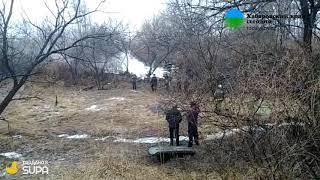 крушение вертолета в Хабаровске