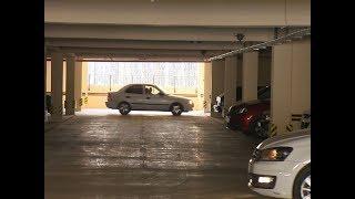 Ставропольцы осваивают новую парковку