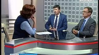 Вести.Интервью: член ЦИК Николай Левичев и председатель Крайизбиркома Алексей Подушкин