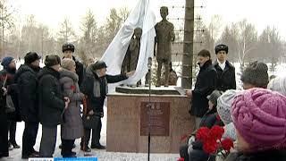 В Гвардейском парке открыли памятник юным узникам концлагерей