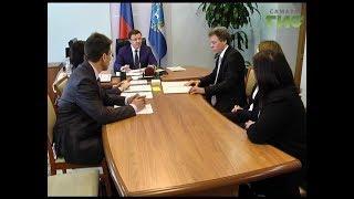Губернатор Дмитрий Азаров провел прием граждан
