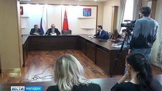 Пресс-конференция члена ЦИК А.Кинёва