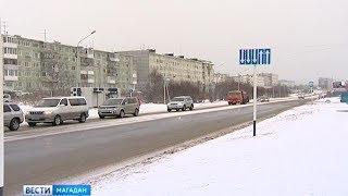 Зимняя резина уже востребована на магаданских дорогах