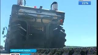 Трассу Р 255 «Сибирь» начали ремонтировать в Иркутской области