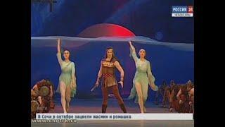 В Чебоксарах состоялась премьера балета «Аттила — рождение легенды», который благодаря ГТРК «Чувашия