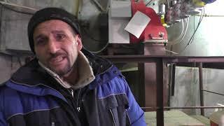 Сергей Степанов аппаратчик обработки зерна