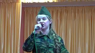 Поём о Великой Победе: Анастасия Антонова