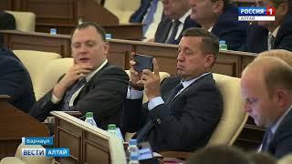 Включение с сессии АКЗС: какие законы и поправки приняли краевые депутаты