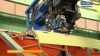 Ударный беспилотник «Охотник» построили на заводе Чкалова в Новосибирске